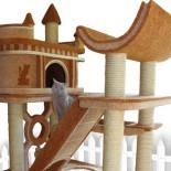 Как выбрать или сделать своими руками кошачий дом?