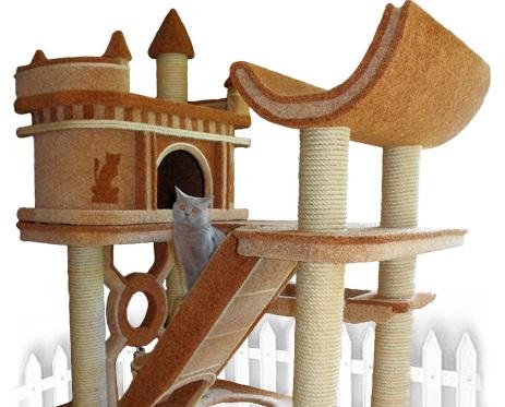 Как сделать игрушки для кошки своими