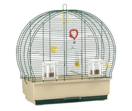 клетка для попугая чем оборудовать