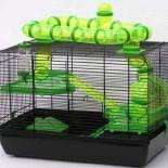 Клетки для хомяков: удобные, комфортные и безопасные
