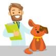 98608110-caucasian-white-veterinarian-doctor-examining-the-dog-in-the-hospital-veterinarian-doctor-stroking-t
