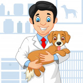 cartoon-veterinarian-doctor-examining-a-puppy_29190-1248