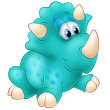 fossil-clipart-leaf-8